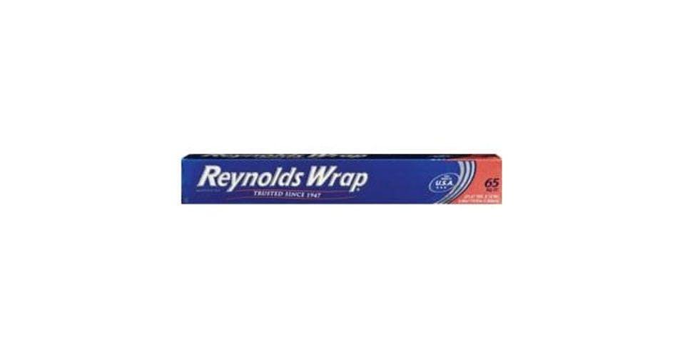 Reynolds Wrap Aluminum Foil 65 Sq Ft (65 sqft) from CVS - Main St in Green Bay, WI