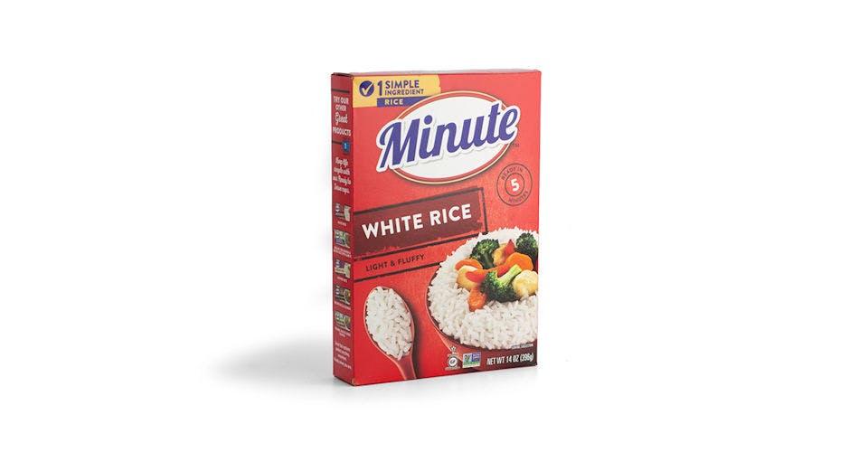Minute Rice White 14OZ from Kwik Star - Cedar Falls Coneflower Pkwy in CEDAR FALLS, IA