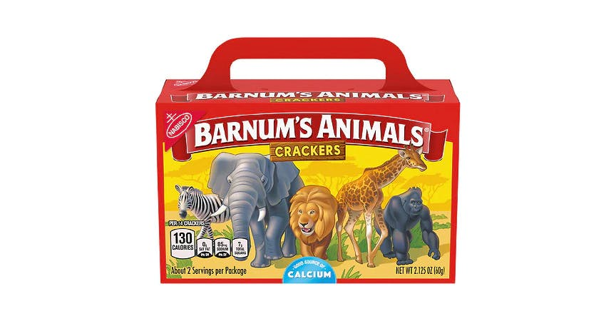 Barnum's Animals Crackers (2 oz) from EatStreet Convenience - W Mason St in Green Bay, WI