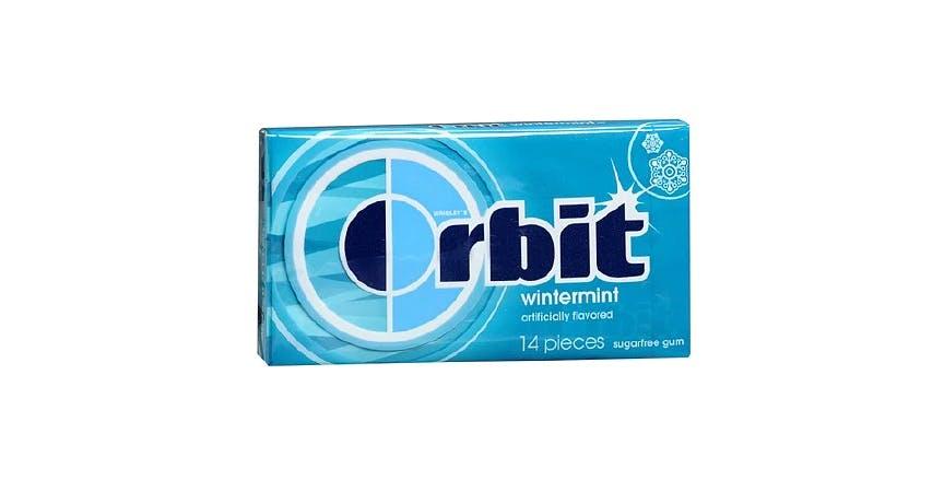 Orbit Sugarfree Gum Wintermint (14 ct) from EatStreet Convenience - W Mason St in Green Bay, WI