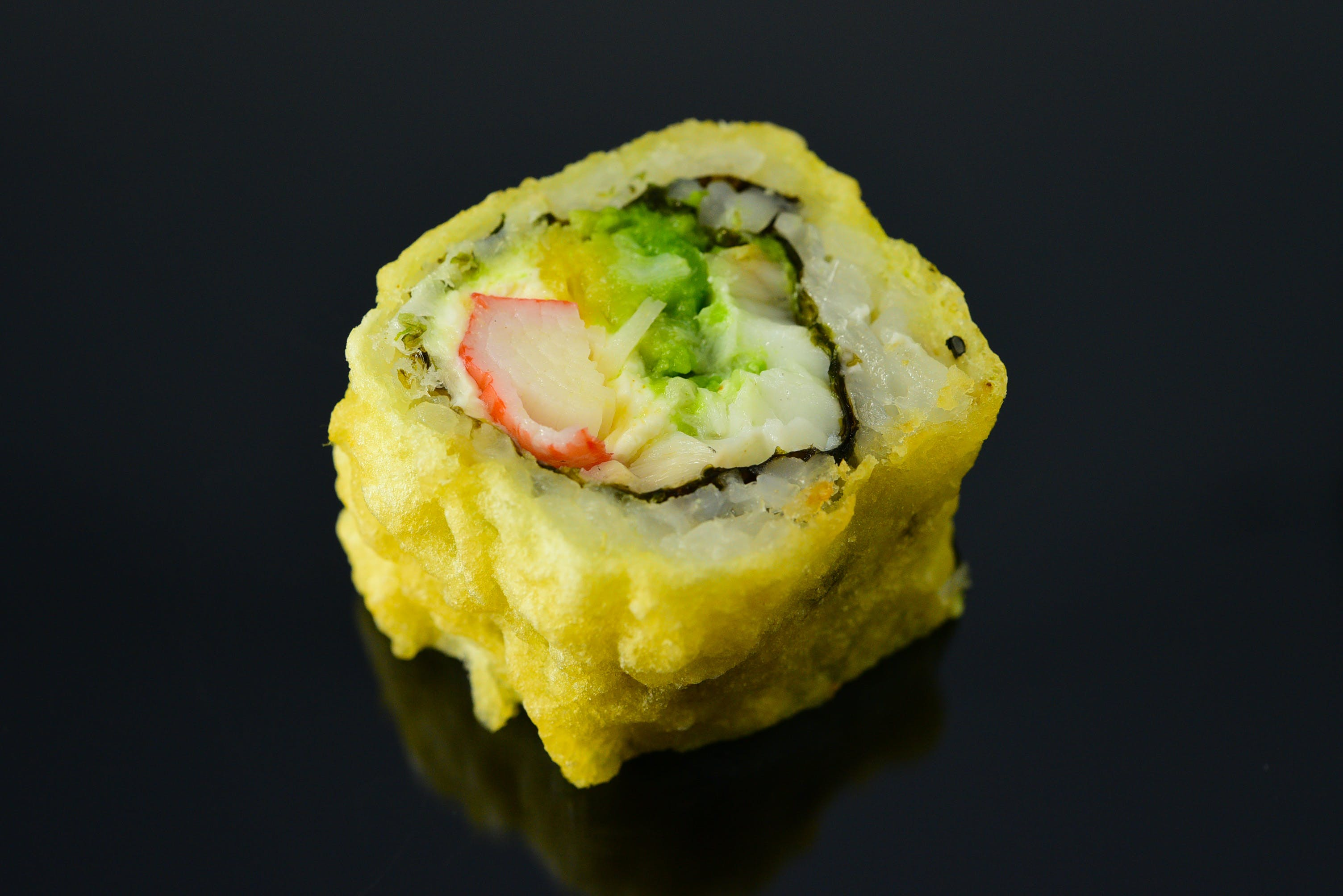 Dynamite Roll from Fin Sushi in Madison, WI