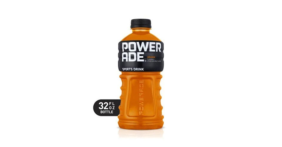 Powerade Sports Drink Orange (32 oz) from CVS - Main St in Green Bay, WI