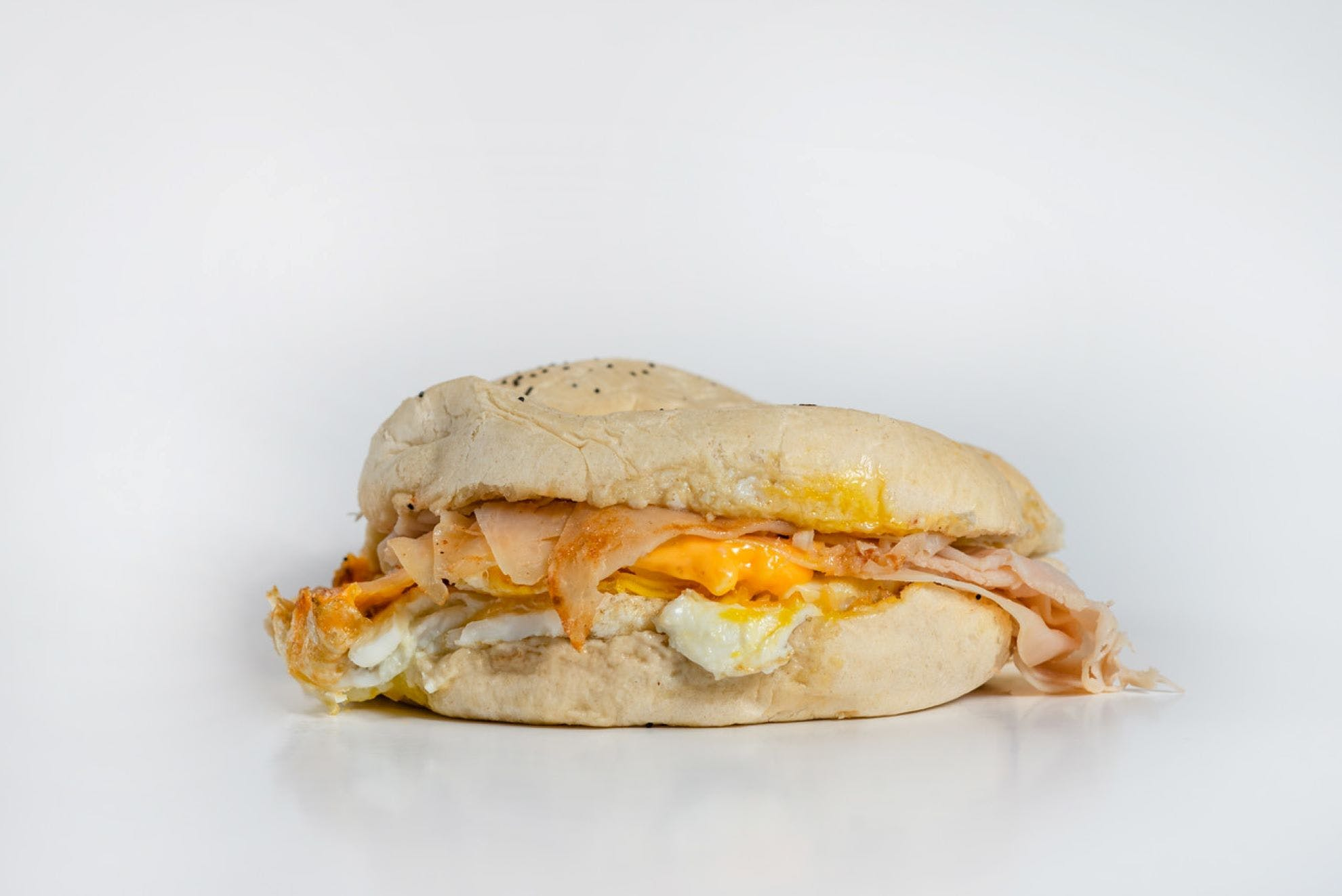 Manorville Breakfast Sandwich from Gandolfo's New York Deli - American Fork in American Fork, UT