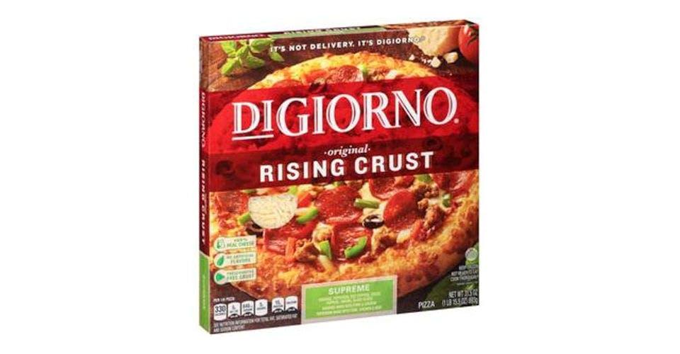 """""""Digiorno Original 12"""""""" Supreme (1 ct)"""" from CVS - Main St in Green Bay, WI"""