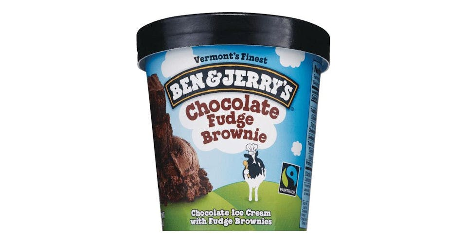 Ben & Jerry's Chocolate Fudge Brownie (1 pint) from CVS - Main St in Green Bay, WI