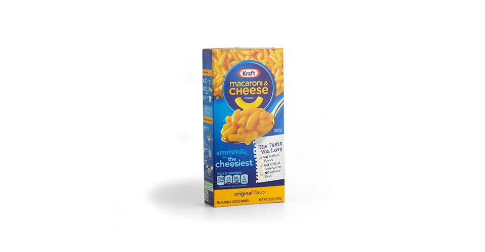 Kraft Mac Cheese 7.25OZ from Kwik Star - Cedar Falls Coneflower Pkwy in CEDAR FALLS, IA
