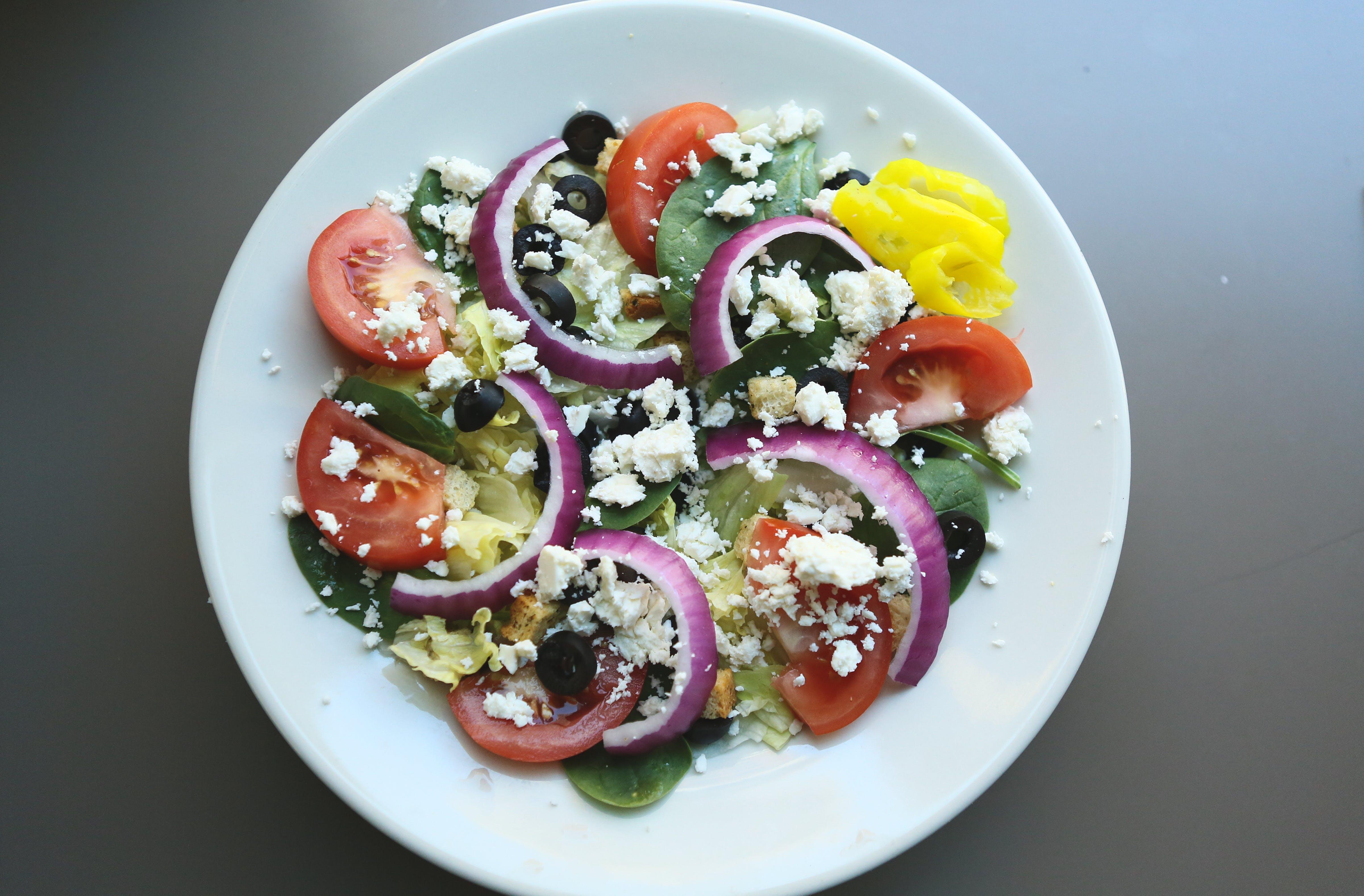 Greek Salad from Falbo Bros. Pizzeria - Sun Prairie in Sun Prairie, WI