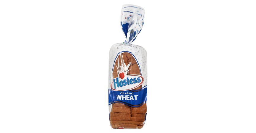 Hostess Classic Bread Loaf Wheat (20 oz) from EatStreet Convenience - W Mason St in Green Bay, WI