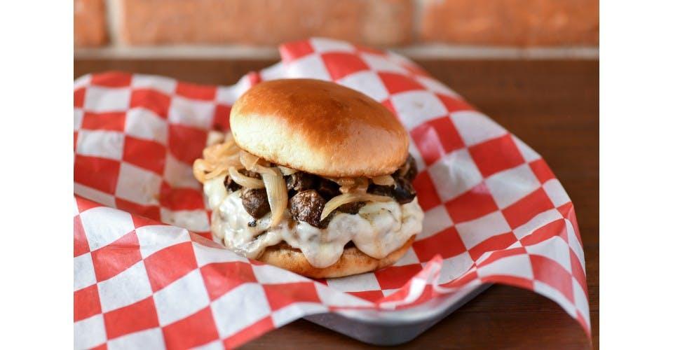 Swissconsin from Whoopensocker Burger & Brat Co. - Allied St in Green Bay, WI