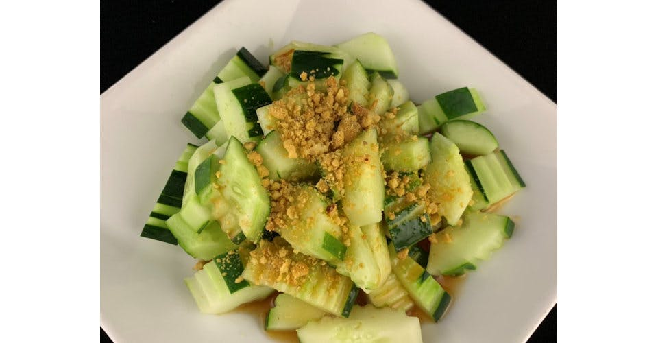 13. Cucumber Salad (Dinner) from Sa-Bai Thong - University Ave in Madison, WI