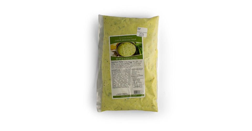 Soup Bag Broccoli Cheese from Kwik Trip - Eau Claire Water St in EAU CLAIRE, WI