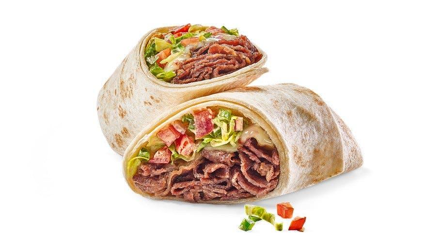 Pepper Jack Steak Wrap from Buffalo Wild Wings - Manitowoc in Manitowoc, WI