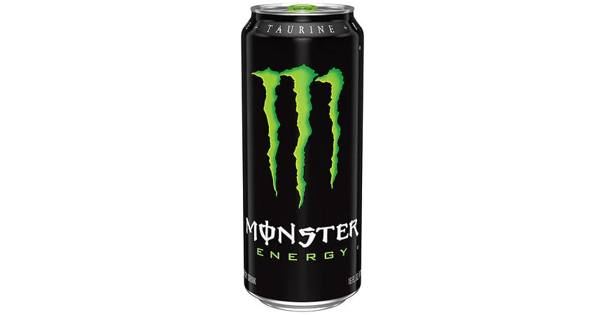 Monster Energy Supplement Drink (16 oz) from EatStreet Convenience - W Mason St in Green Bay, WI