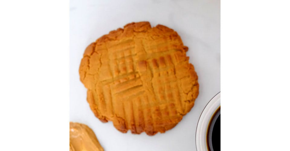 Flourless Peanut Butter Cookie from Patina Coffeehouse in Wausau, WI