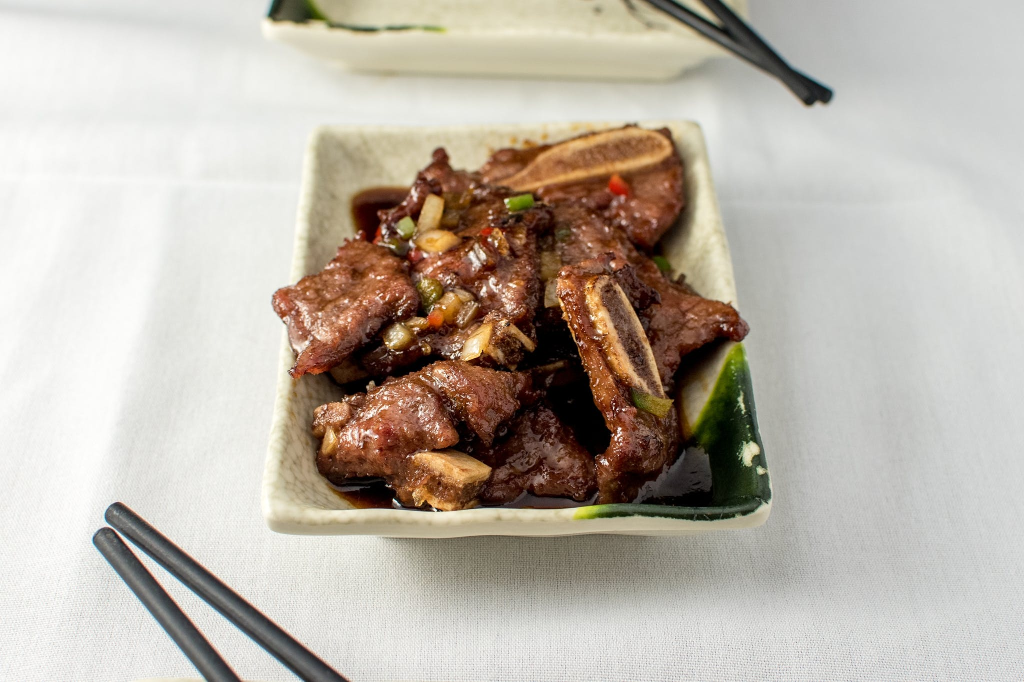 16. Short Rib with Honey Sauce (GF) from Nani Restaurant in Madison, WI