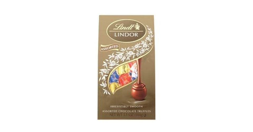 Lindt Lindor Assorted Chocolate Truffles (5.1 oz) from CVS - Main St in Green Bay, WI