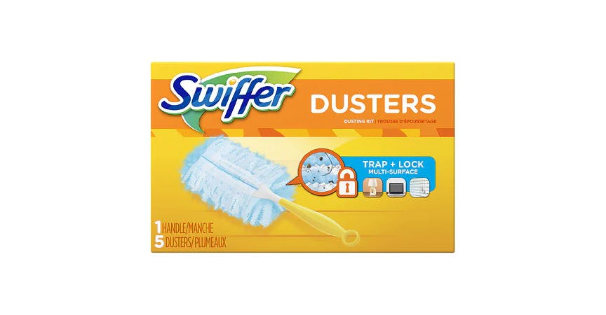 Swiffer Dusters Dusting Kit Unscented (1 ct) from EatStreet Convenience - SW Wanamaker Rd in Topeka, KS