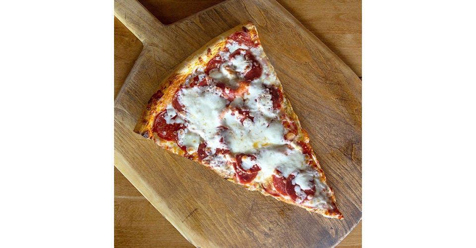 Industry Pizza from Papa Keno's in Lawrence, KS