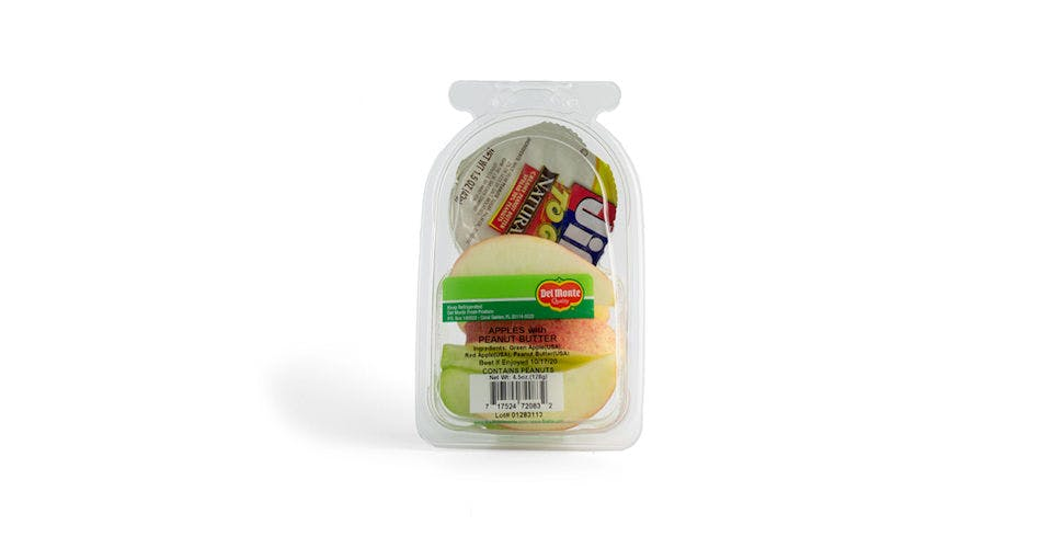 Apple Slices w Peanut Butter 5OZ from Kwik Trip - Eau Claire Water St in EAU CLAIRE, WI