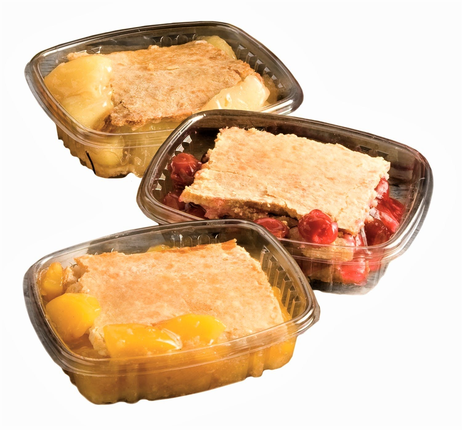 Fresh Baked Cobbler from Hog Wild Pit BBQ & Catering in Lawrence, KS