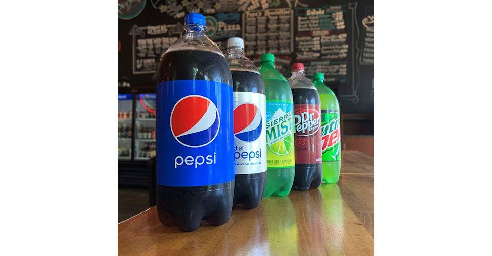 2 Liter Soda from Papa Keno's in Lawrence, KS