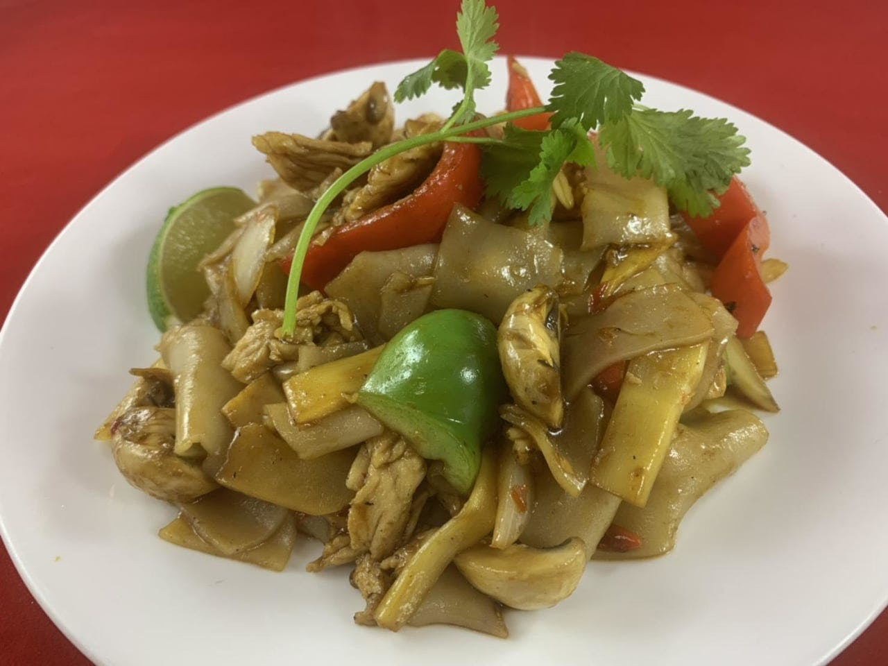 35. Guey Tuey Kee Mao (Dinner) from Sa-Bai Thong - University Ave in Madison, WI