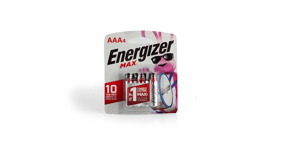 Energizer Batteries from Kwik Trip - Eau Claire Water St in EAU CLAIRE, WI