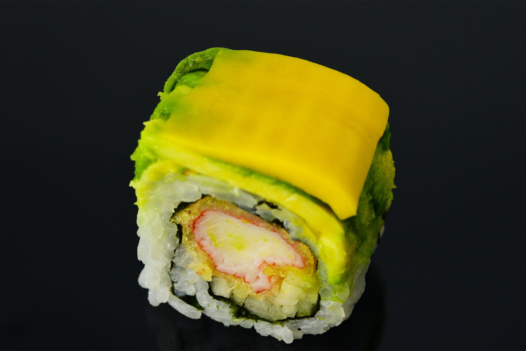 Mango Lover Roll from Fin Sushi in Madison, WI