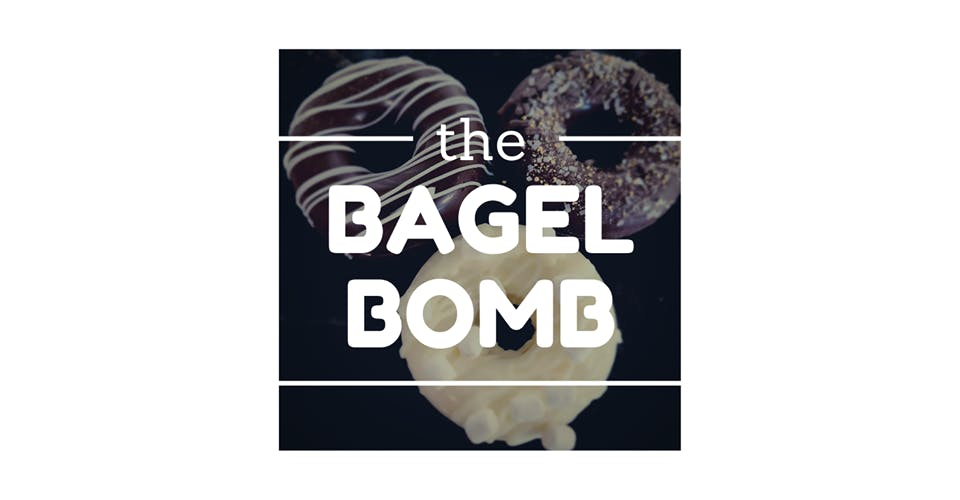 Bagel Bombs from Bagelicious in Appleton, WI
