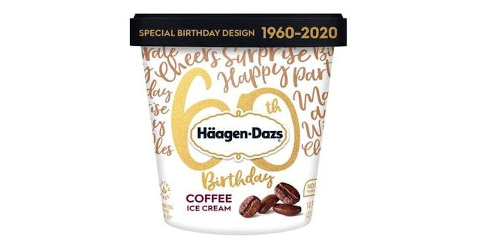 Haagen Dazs Coffee Ice Cream (14 oz) from CVS - Main St in Green Bay, WI