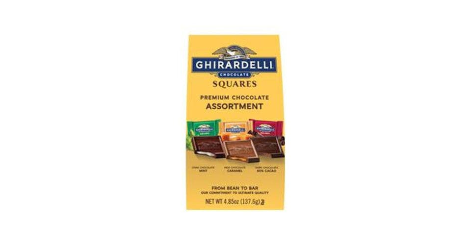 Ghirardelli Chocolate Squares Premium Assorted (4.85 oz) from CVS - Main St in Green Bay, WI
