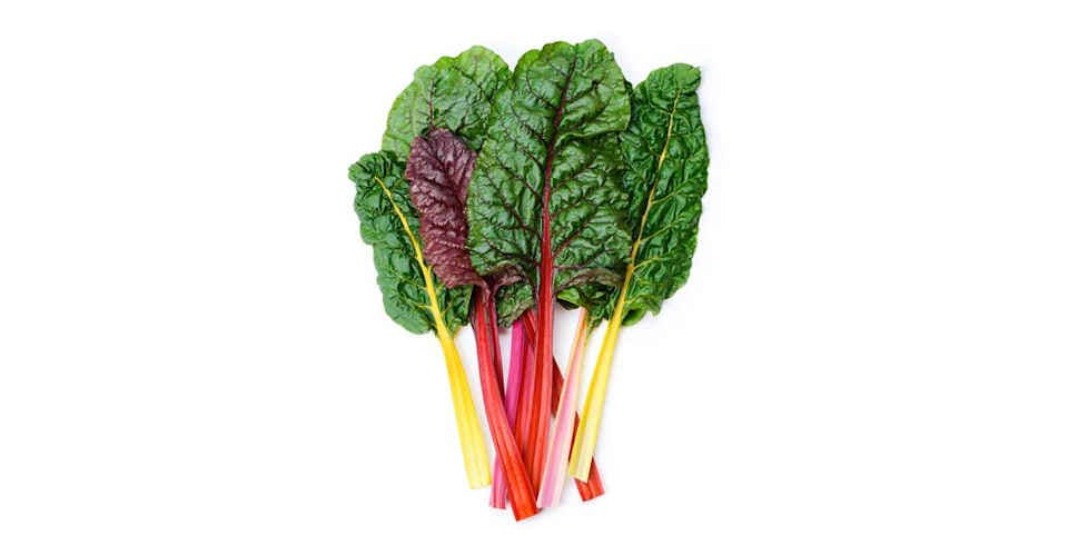 Swiss Chard (1 Bunch) from Vitruvian Farms in Madison, WI