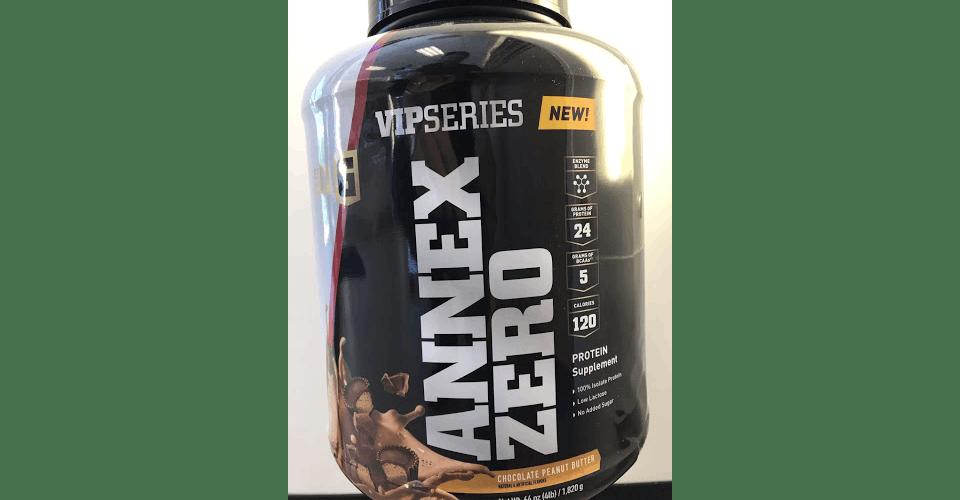 Annex Zero Protein Supplement (5 lb) from Complete Nutrition in Manhattan, KS