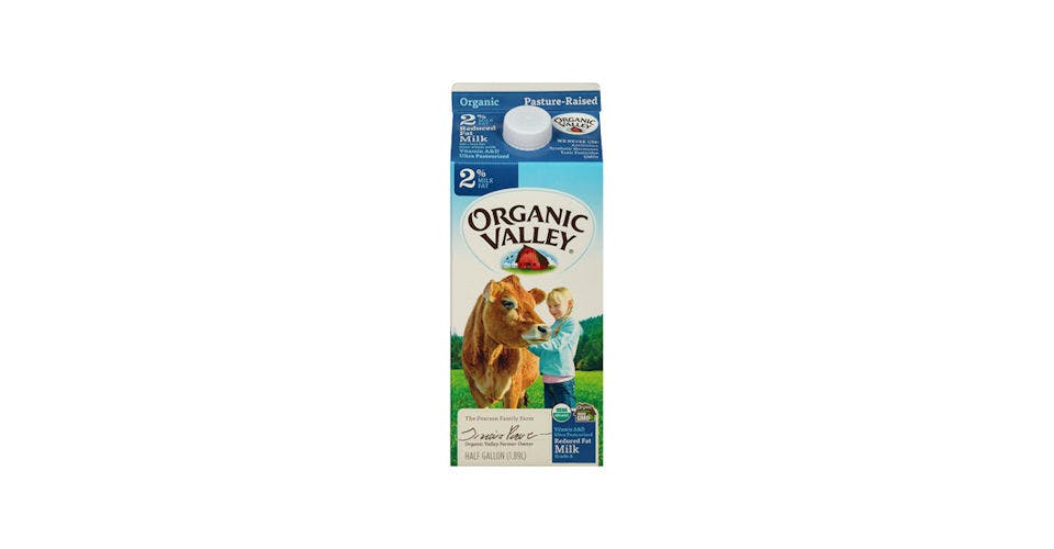 Organic Valley Milk  from Kwik Trip - Eau Claire Water St in EAU CLAIRE, WI