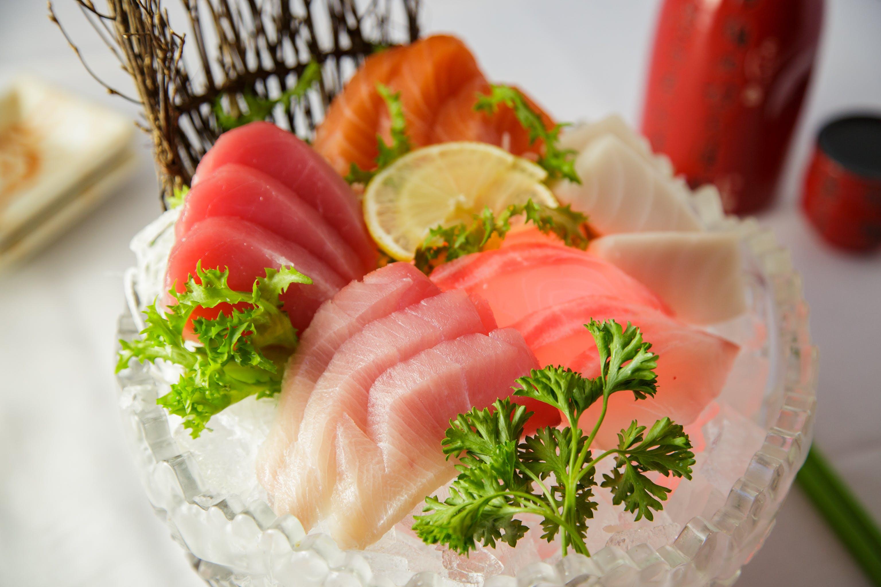 Sashimi Deluxe from Edo Japanese - Madison in Madison, WI