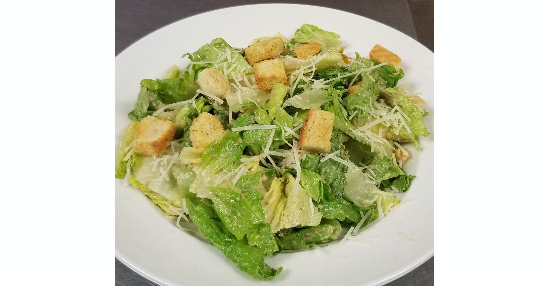 Caesar Salad from Grazies Italian Grill in Stevens Point, WI
