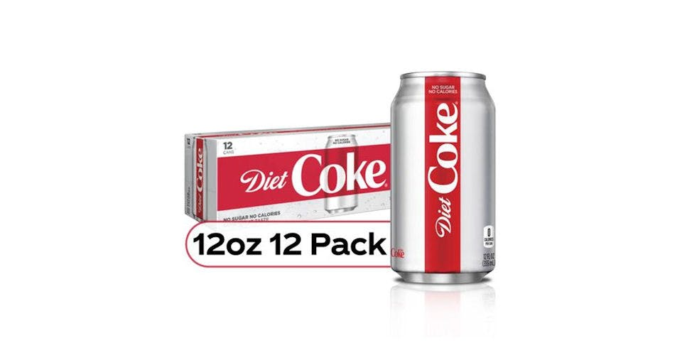 Diet Coke Can 12 Pack (12 oz) from CVS - Main St in Green Bay, WI