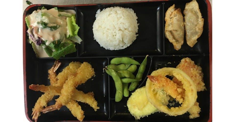 10. Lunch Bento J from Oishi Sushi & Grill in Walnut Creek, CA