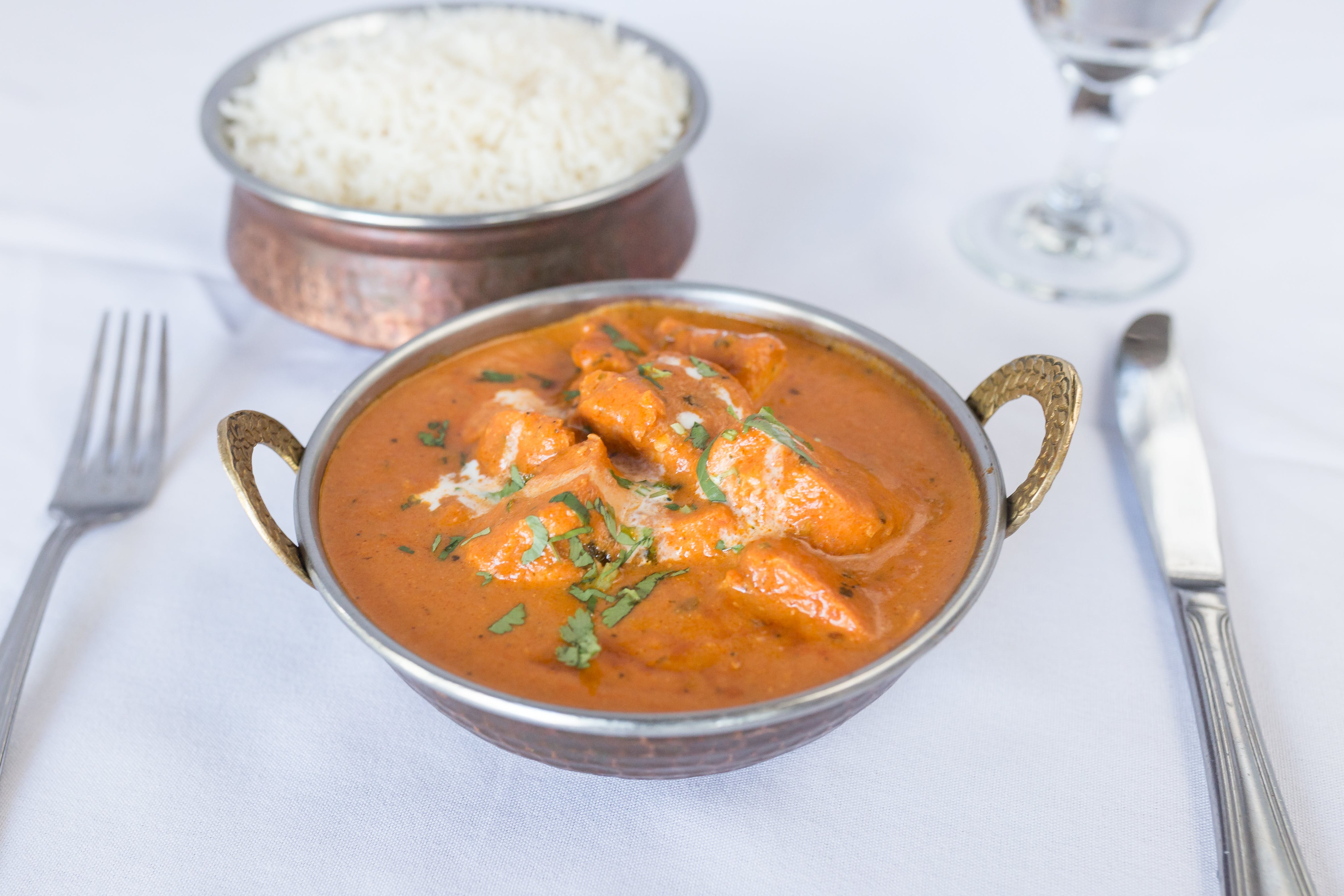 Chicken Tikka Masala from Bollywood Grill in Milwaukee, WI