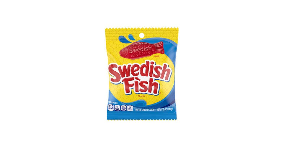 Swedish Fish 5oz from Kwik Trip - Eau Claire Water St in EAU CLAIRE, WI