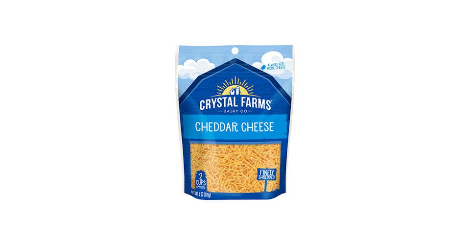 Crystal Farm Shredded Cheese from Kwik Trip - Eau Claire Water St in EAU CLAIRE, WI