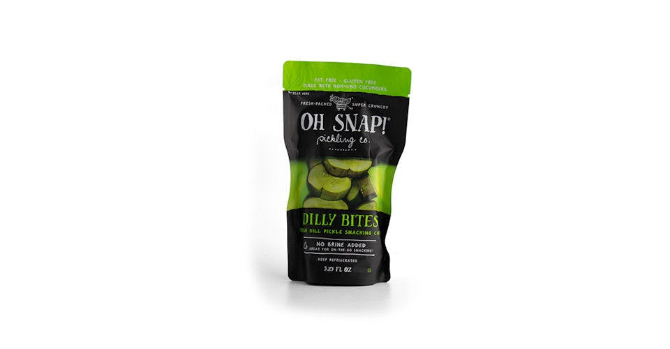 Oh Snap Pickles from Kwik Trip - Eau Claire Water St in EAU CLAIRE, WI