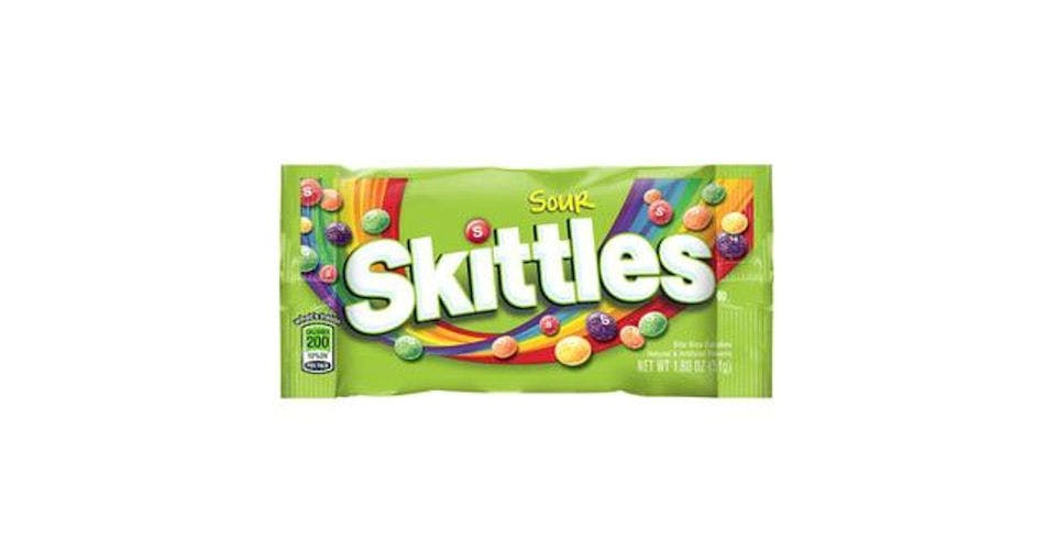 Skittles Sour Candy Single Pack (1.8 oz) from CVS - Main St in Green Bay, WI