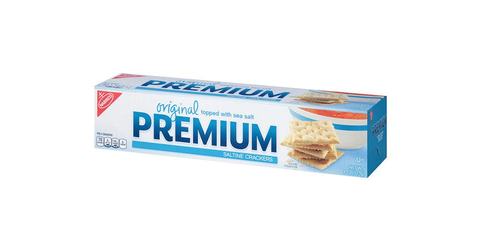Nabisco Saltine Crackers 4OZ from Kwik Star - Cedar Falls Coneflower Pkwy in CEDAR FALLS, IA