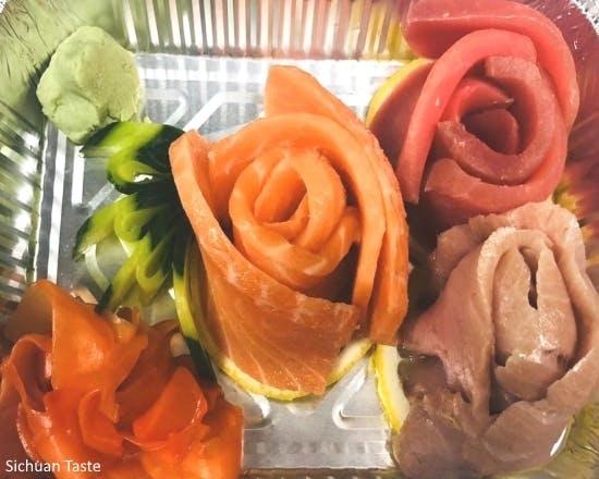 Sashimi Regular from Sichuan Taste in Cockeysville, MD
