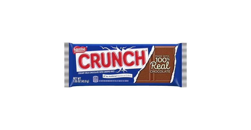 Butterfinger & Co. Crunch Candy Bar (2 oz) from EatStreet Convenience - Shorewood in Shorewood, WI
