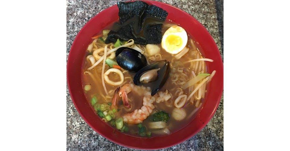 53. Seafood Ramen from Oishi Sushi & Grill in Walnut Creek, CA
