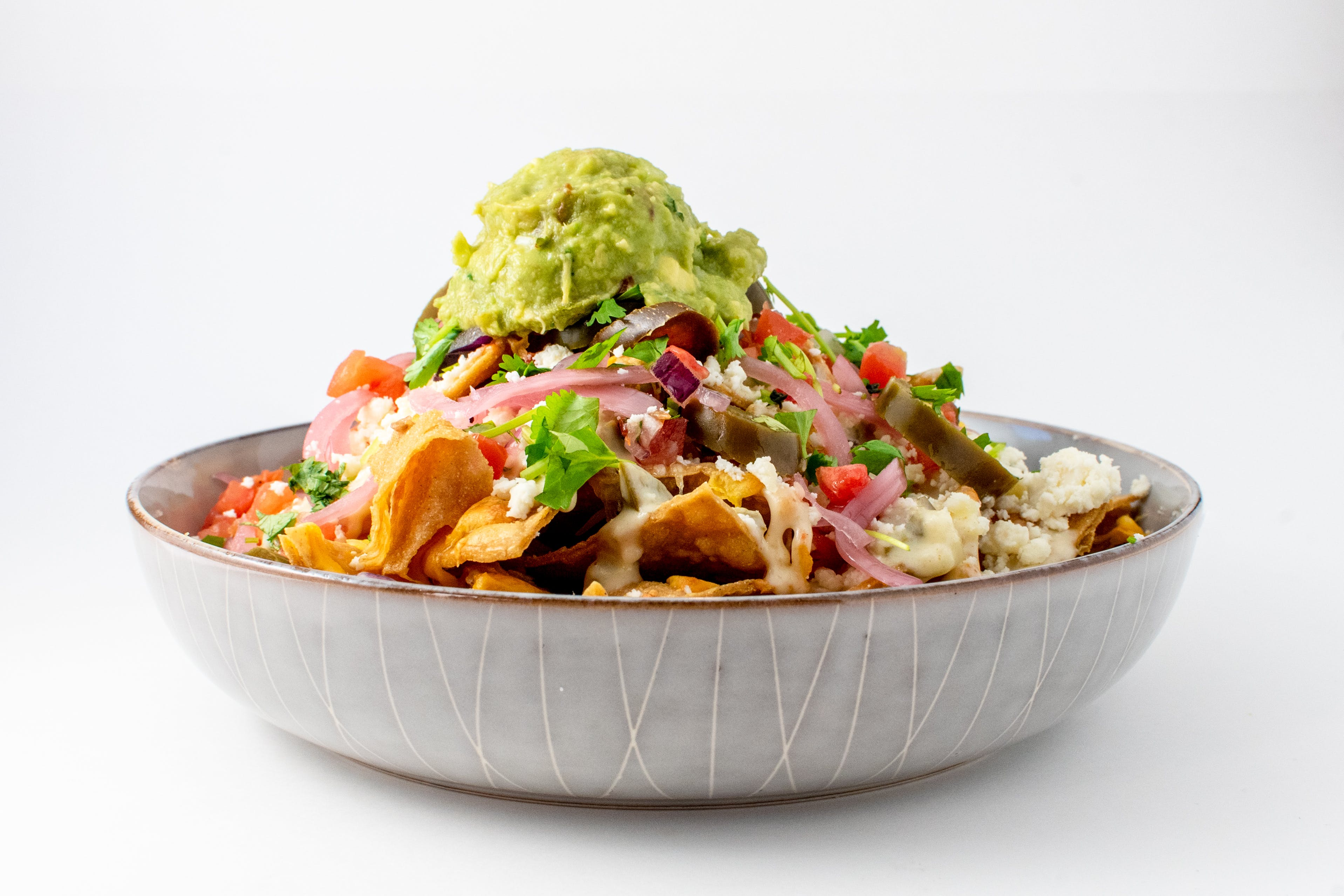 Nachos from Taco Royale - Center Ave in Janesville, WI