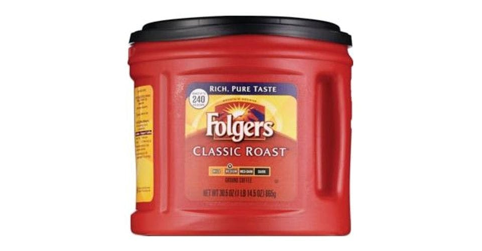 Folgers Ground Coffee Classic Roast (30.5 oz) from CVS - Main St in Green Bay, WI