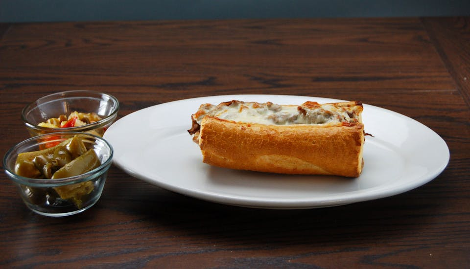 Cheef Sandwich from Rosati's Pizza - DeKalb in Dekalb, IL